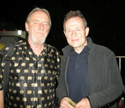 John Paul Jones of Led Zeppelin at the Todos Santos Music Festival